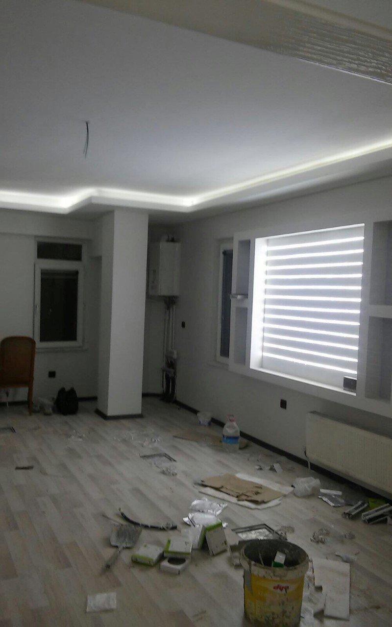 asma tavan ve gizli ışık uygulamaları 1