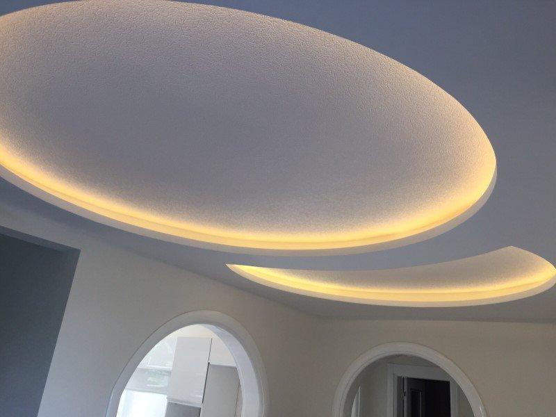 asma tavan ve gizli ışık uygulamaları 10