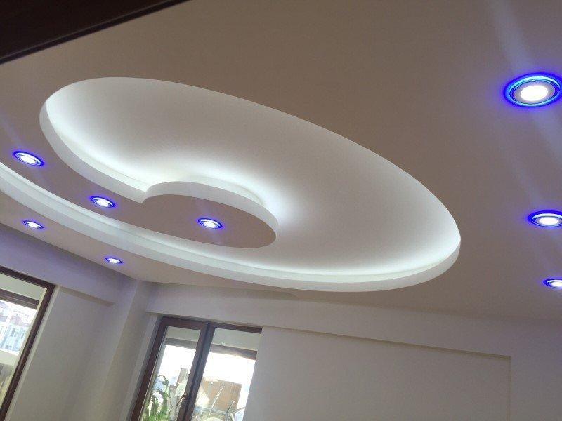 asma tavan ve gizli ışık uygulamaları 11