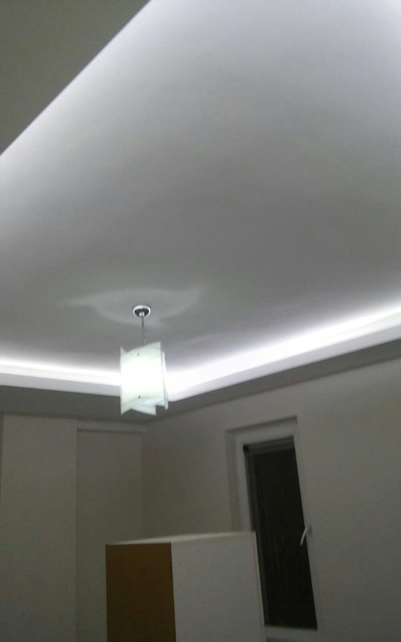 asma tavan ve gizli ışık uygulamaları 2