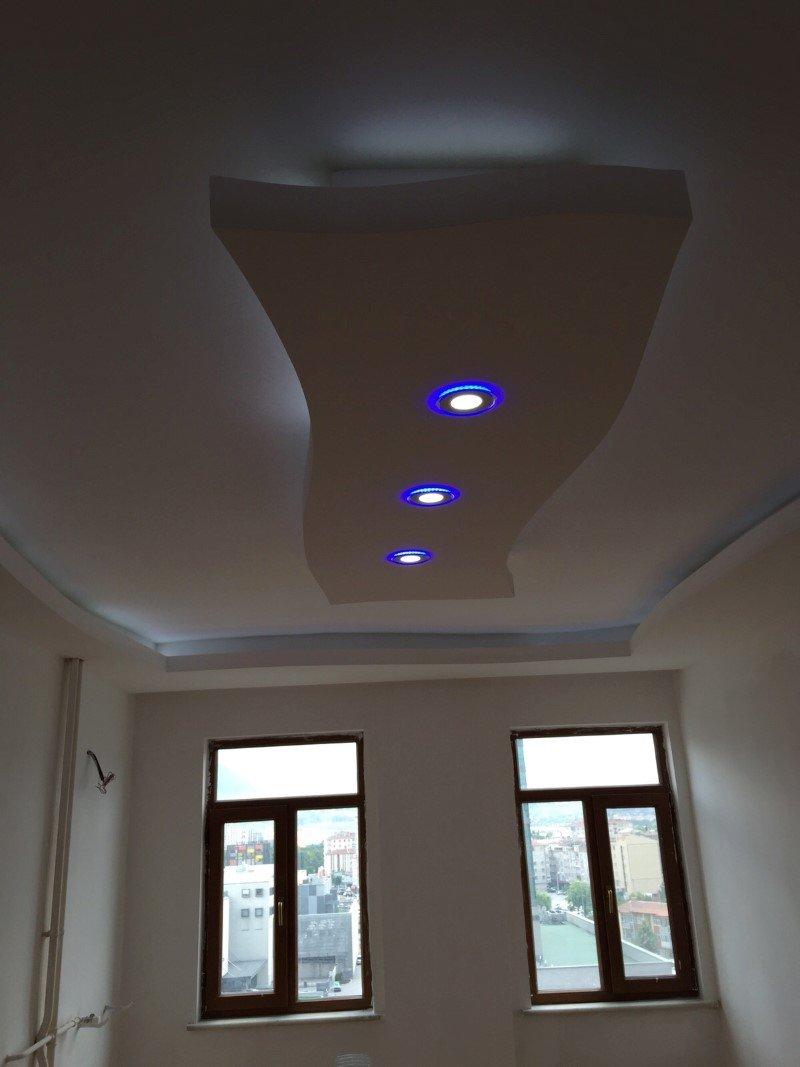 asma tavan ve gizli ışık uygulamaları 3