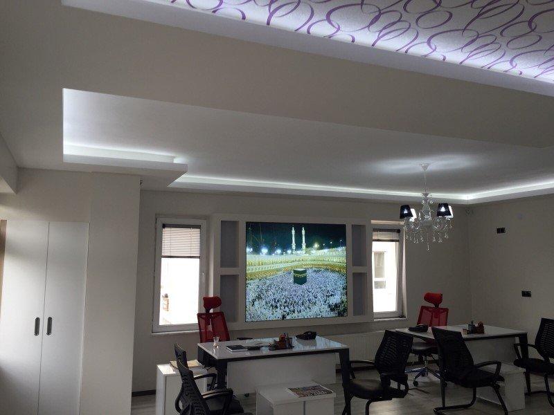 asma tavan ve gizli ışık uygulamaları 4
