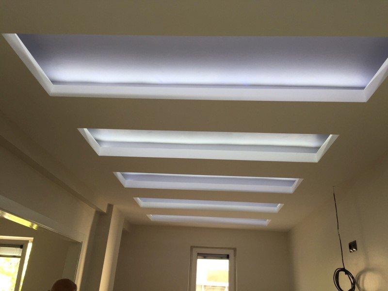 asma tavan ve gizli ışık uygulamaları 9