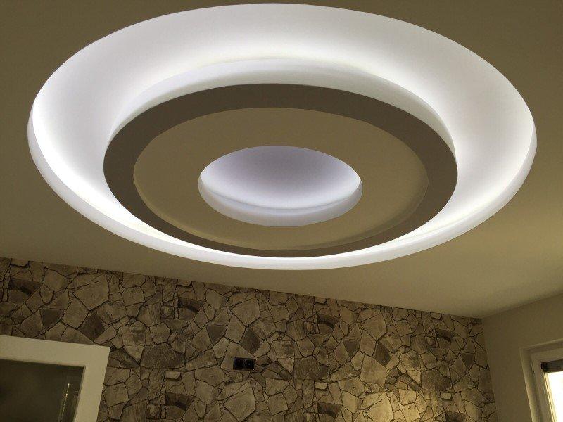 asma tavan ve gizli ışık uygulamaları 12